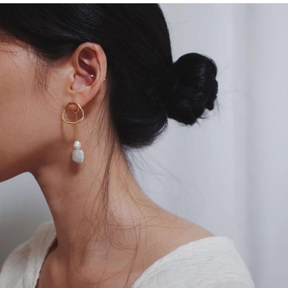 Elle Agate Earrings