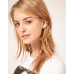 Wing Star Ear Cuff