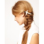 Cross Hair Barrette