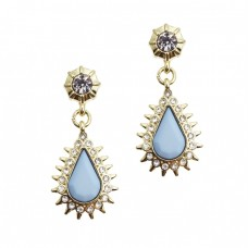 Heritage Mini Teardrop Earrings