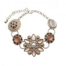 Shivani Floral Bracelet