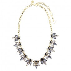 Lee Angel Crystal Necklace