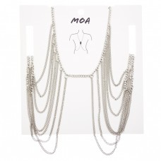 Silver Lining Body Chain