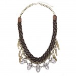 Crystal Hera Necklace