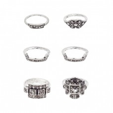 Andromeda Midi Ring Set