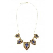 Pave Stone Necklace