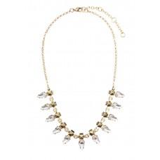 Panacea Antique Crystal Necklace