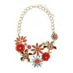 Flower Blossom Necklace