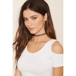 90s Girl Forever Tattoo Choker