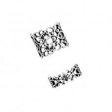 2 x Filigree Ring Set