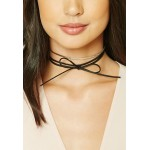 Layered Bow Choker