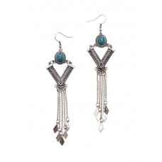 Curiosity Turquoise Earrings