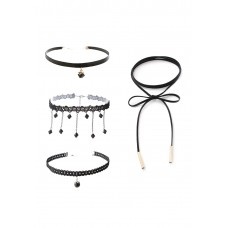 4 x Assorted Choker Set