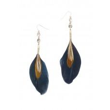 Ravyn Feather Earrings