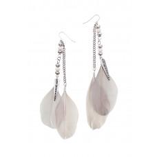 Gabriela Feather Earrings