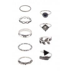 9 x Imelda Ring Set