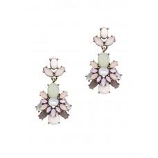 Pastel Stone Earrings