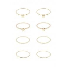8 x Shashi Ring Set