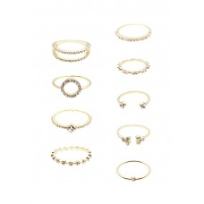 9 x Bralevia Ring Set