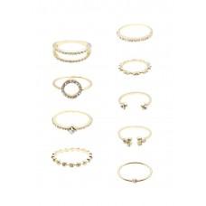 9 x Bralevia Ring Set