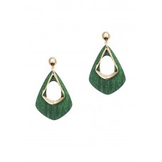 Narina Wooden Earrings