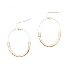 Dana Hoop Earrings
