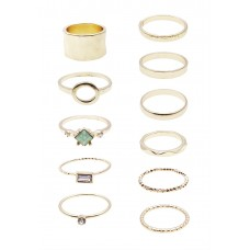 11 x Camelot Ring Set