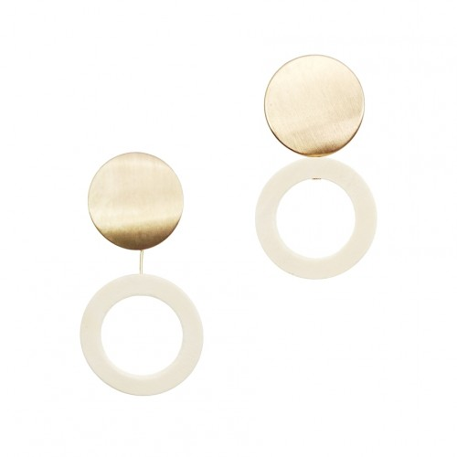 women mismatch earrings item farfetch maison margiela shopping
