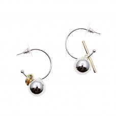 Clarinell Hoop Earrings