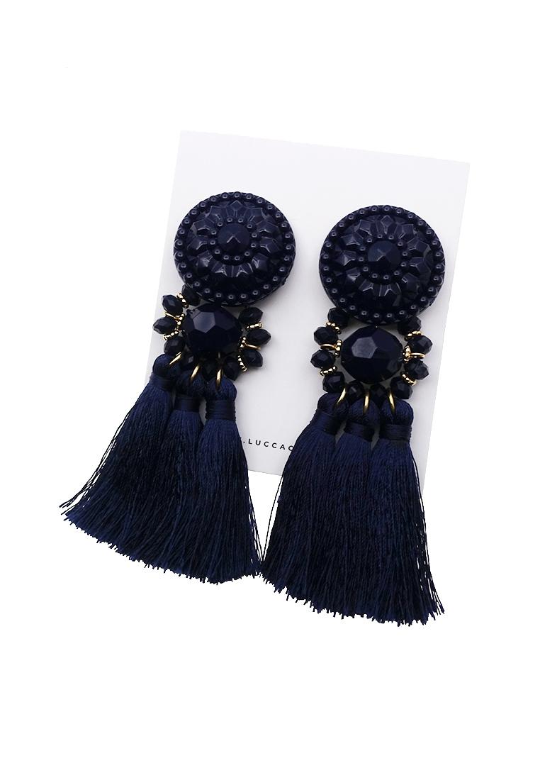 Oscar Tassel Earrings