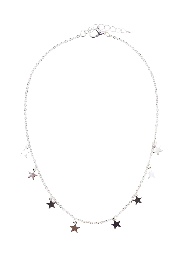 2 x Lydia Starry Choker Set