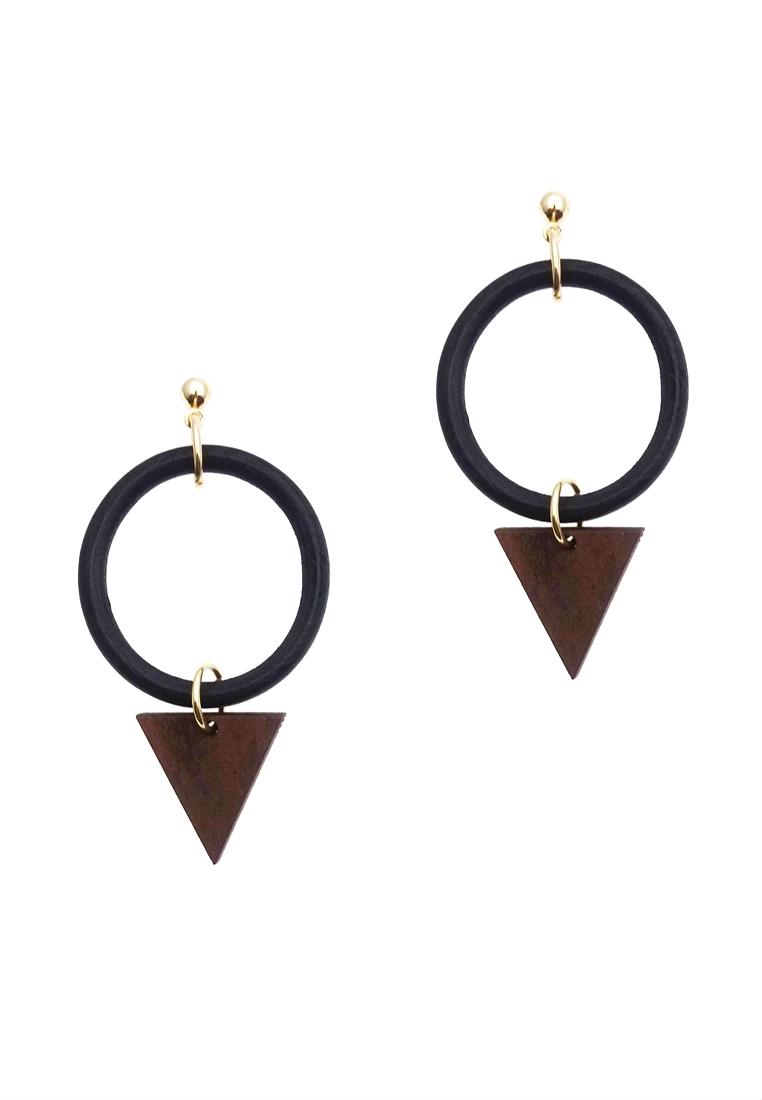 2d4a6ee2c5702f Hastings Wooden Earrings