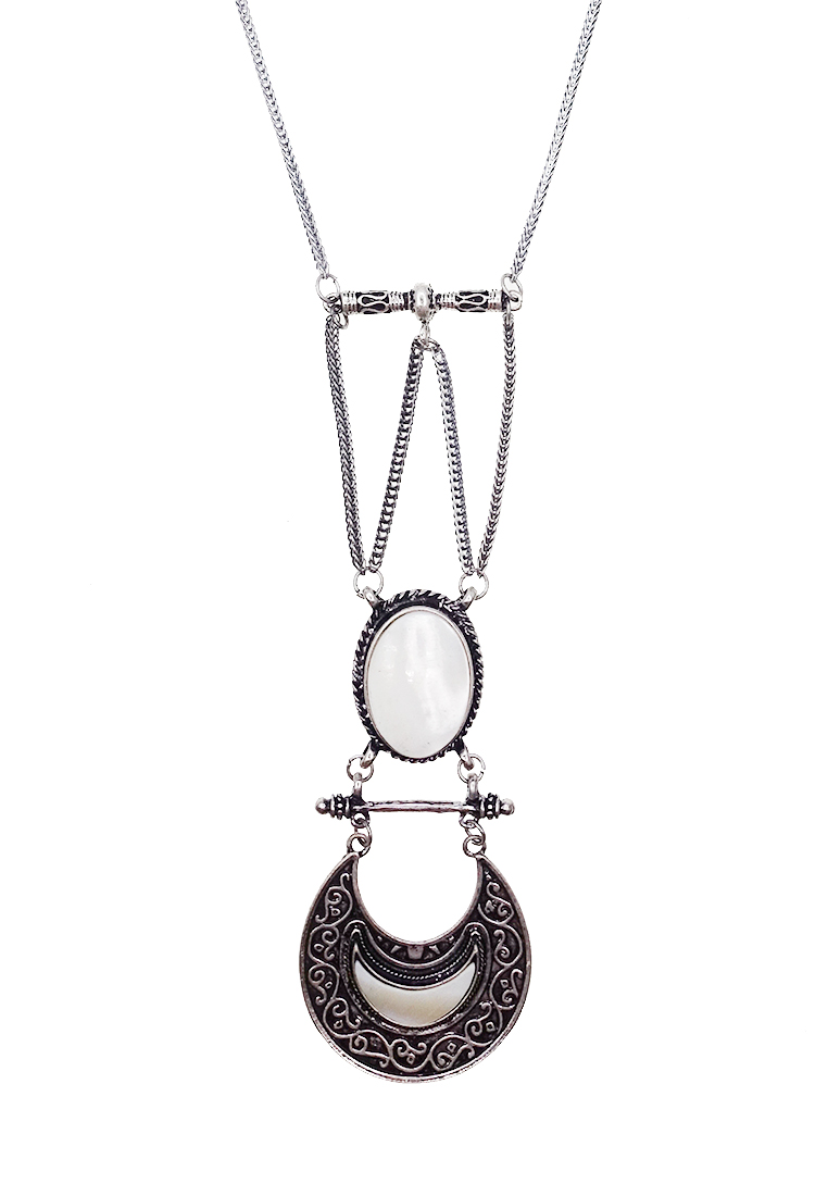 Torrence Statement Necklace