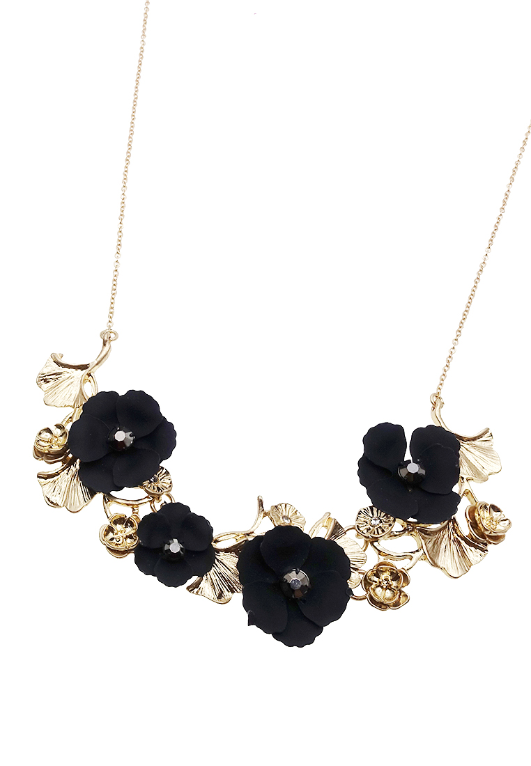 Gingko Flower Petite Necklace