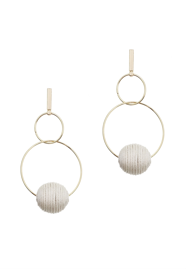 Romelia Ball Drop Earrings