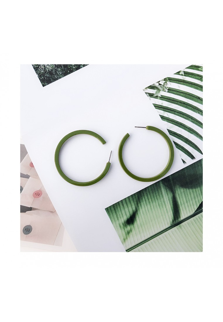 Joelle Hoop Earrings