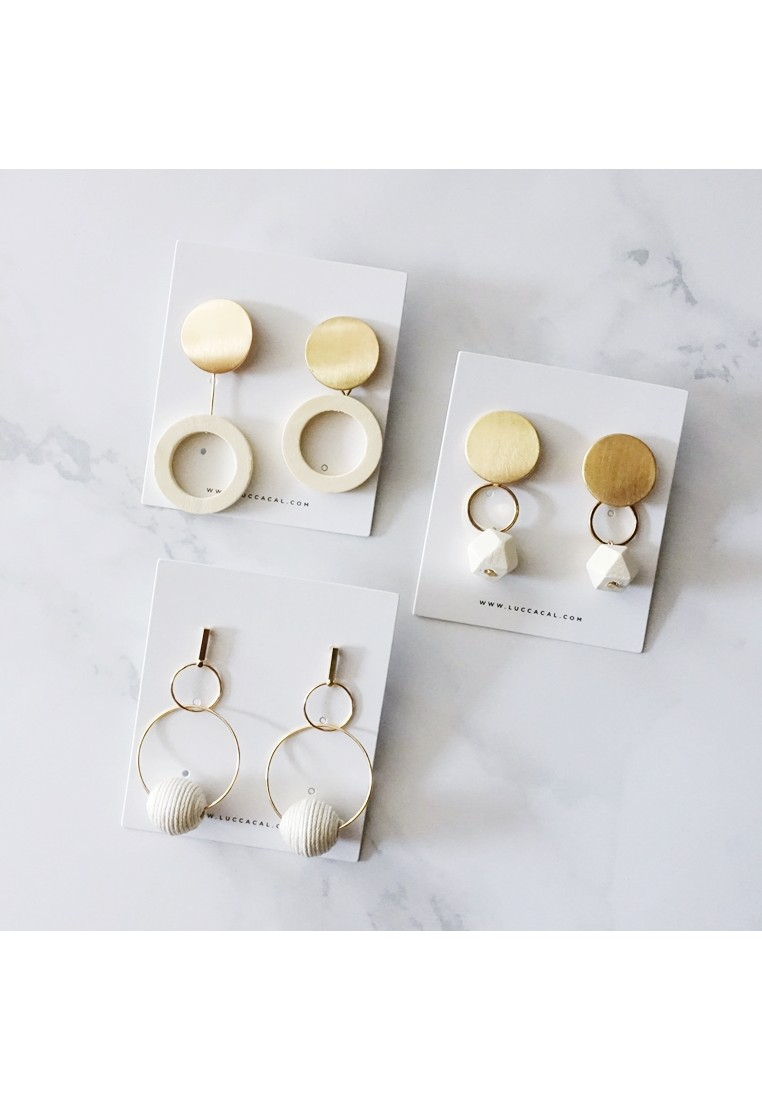Chantella Mismatch Earrings