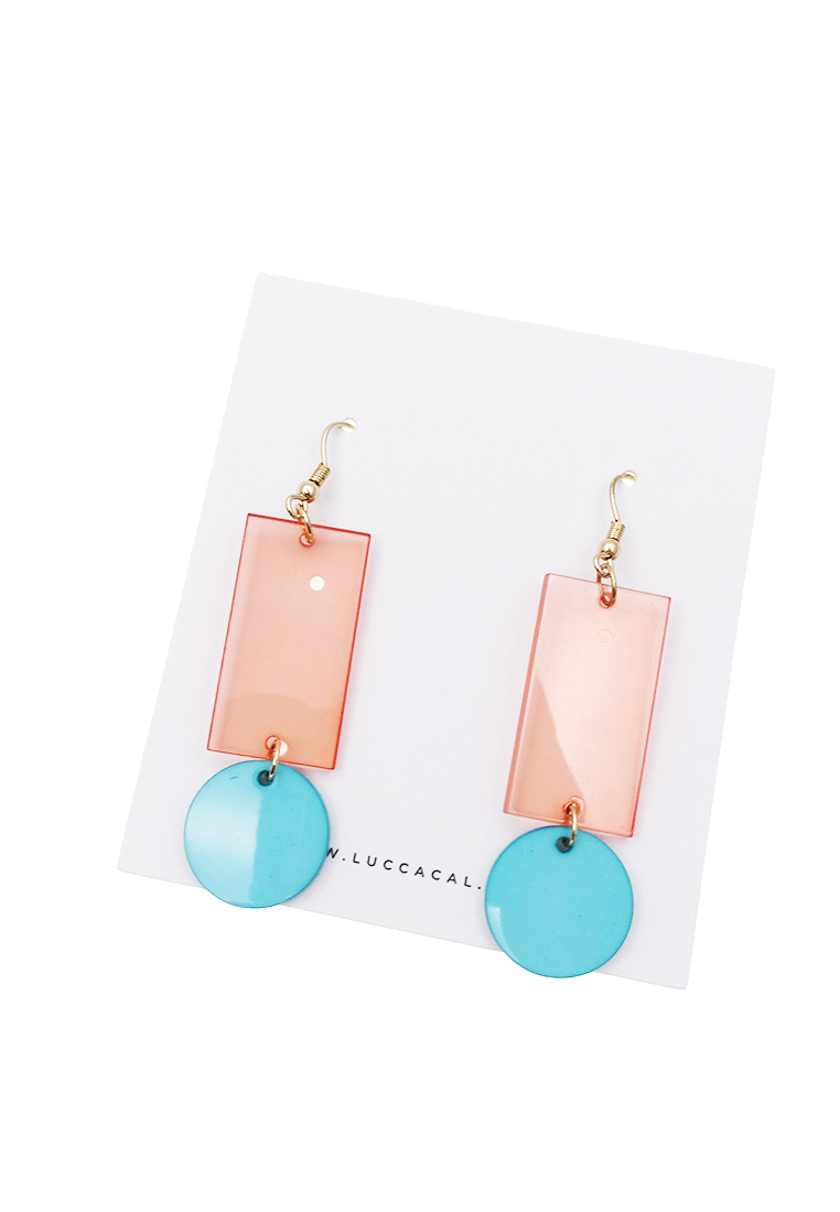 Isabel Acrylic Earrings