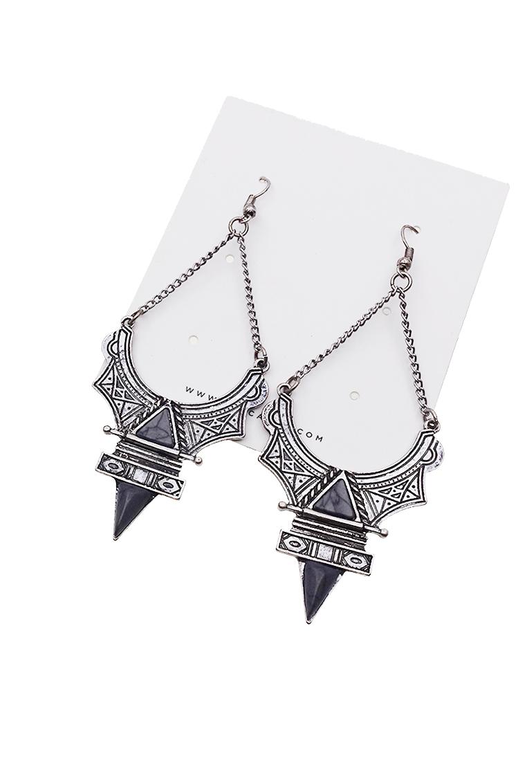 Davette Tribal Earrings