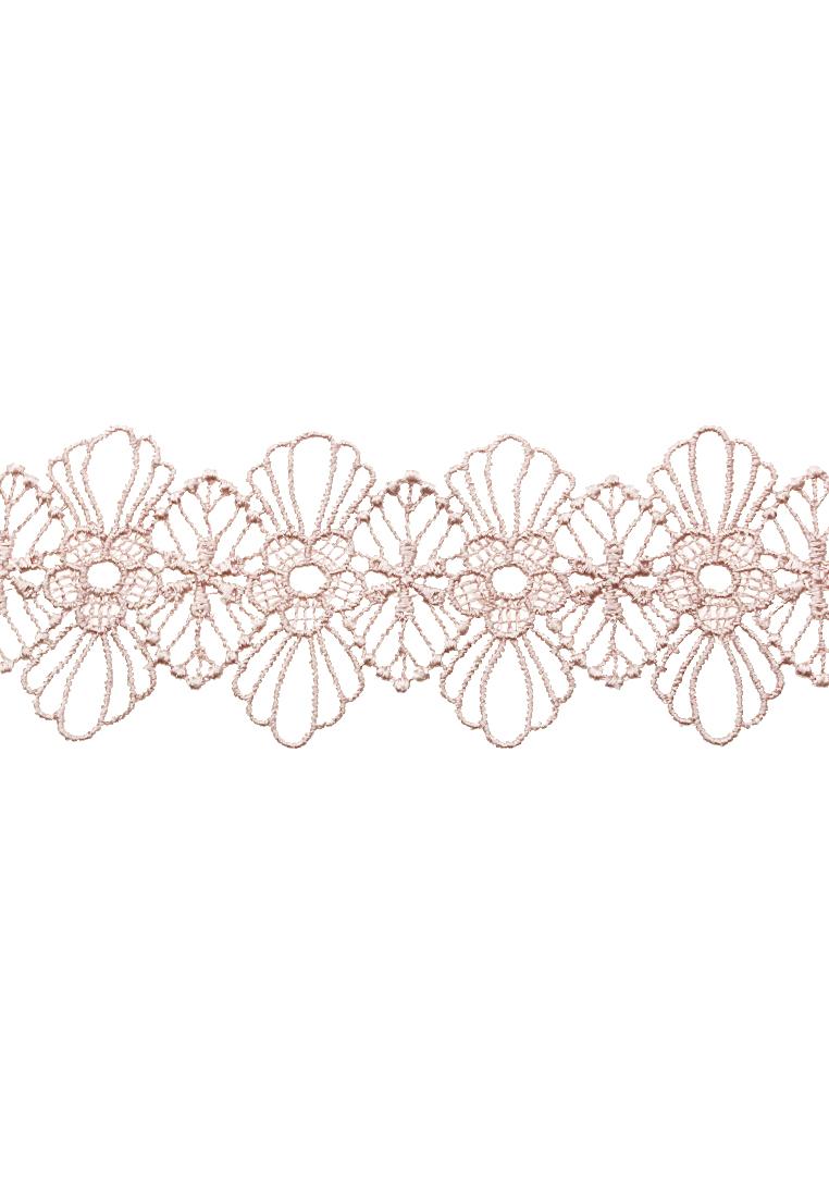 Filigree Floral Choker