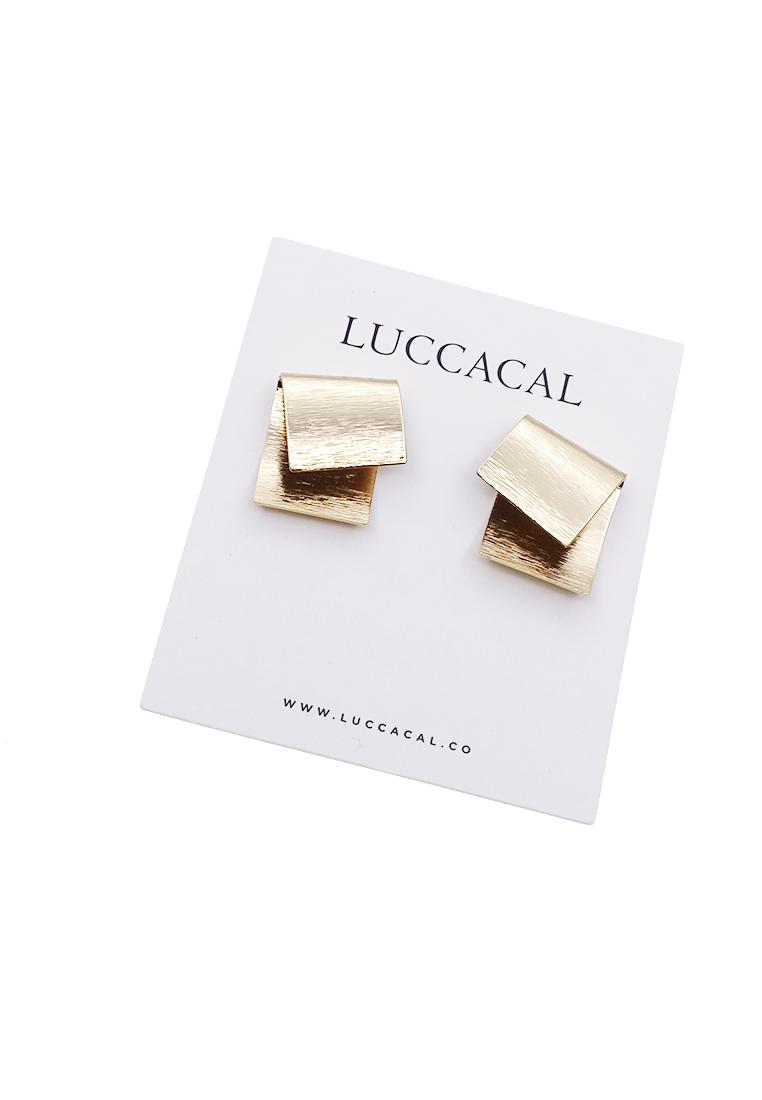 Marisca Folded Earrings