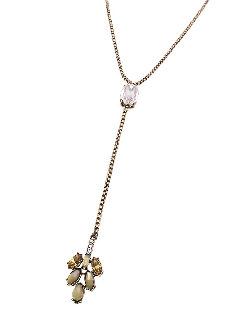 Luv Faire Lariat Necklace