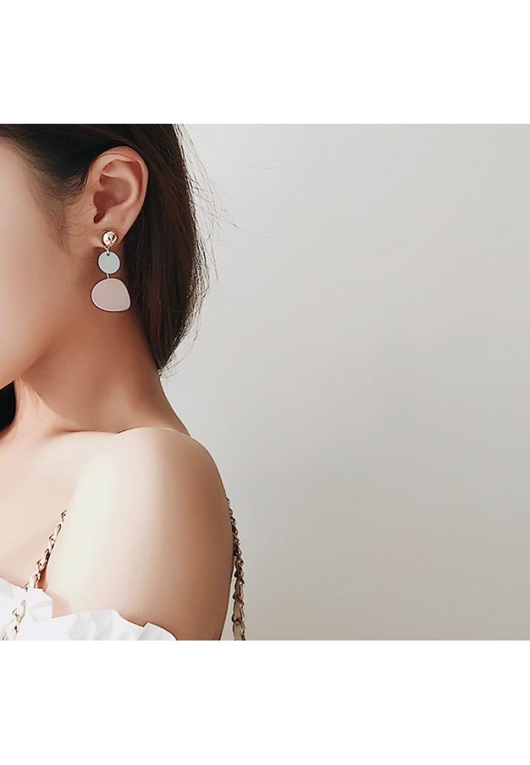 Mariela Colorblock Earrings