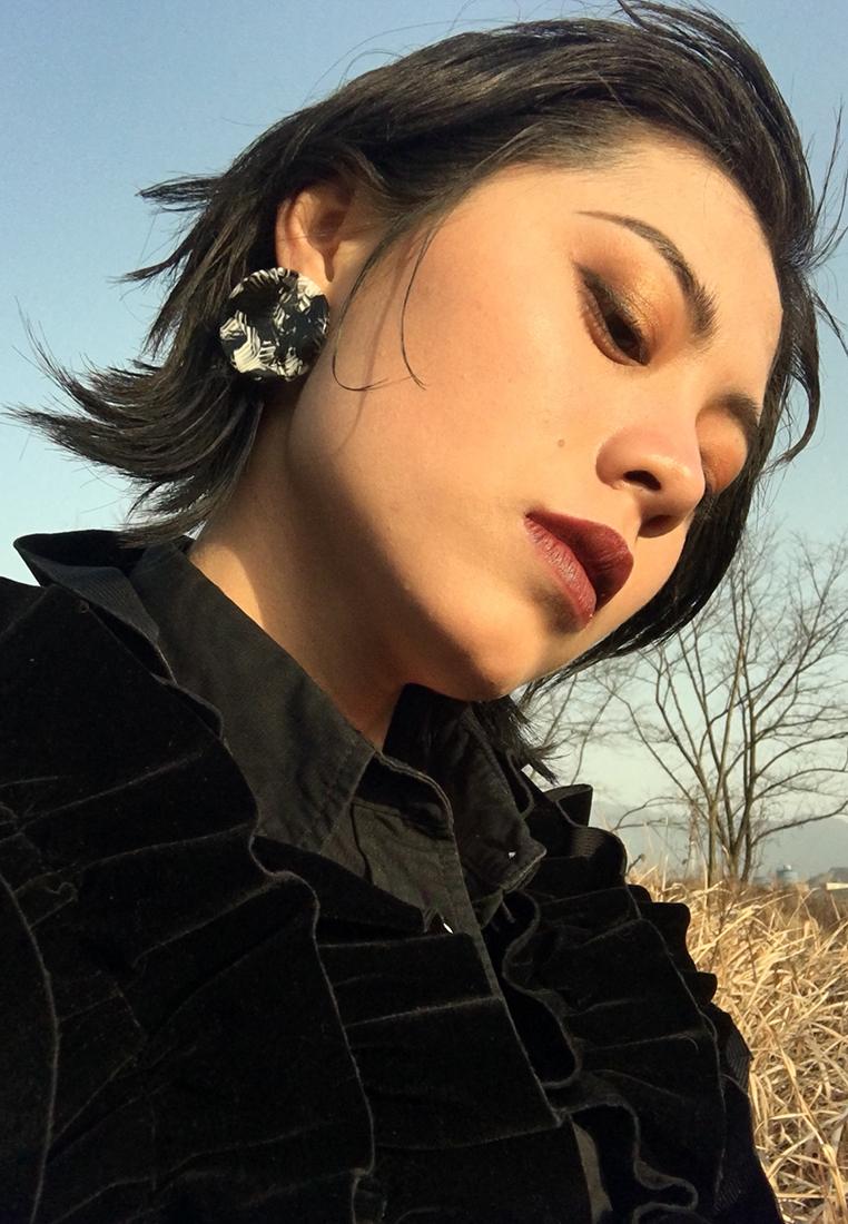 Samanda Resin Earrings