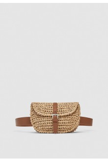 Braided Belt Bag