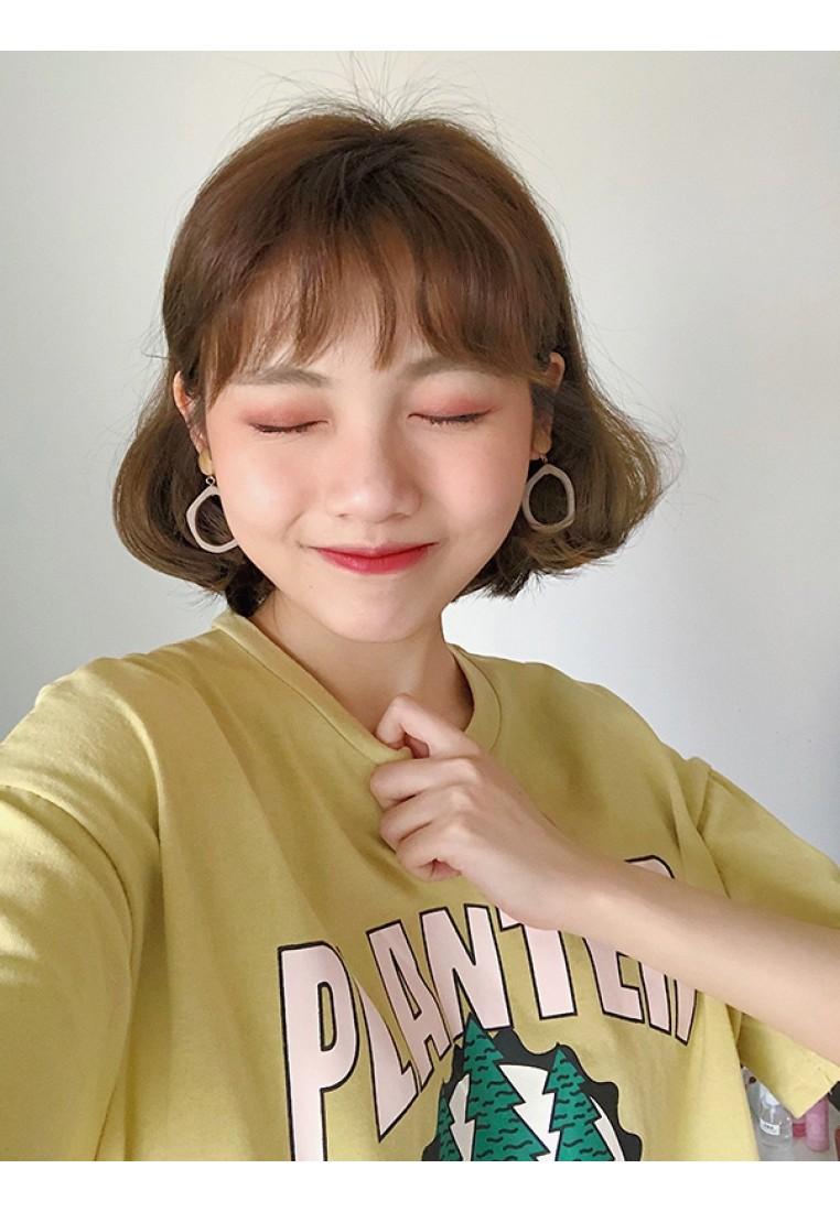 Marlee Geo Drop Earrings (S925 Post/ Clip-On)
