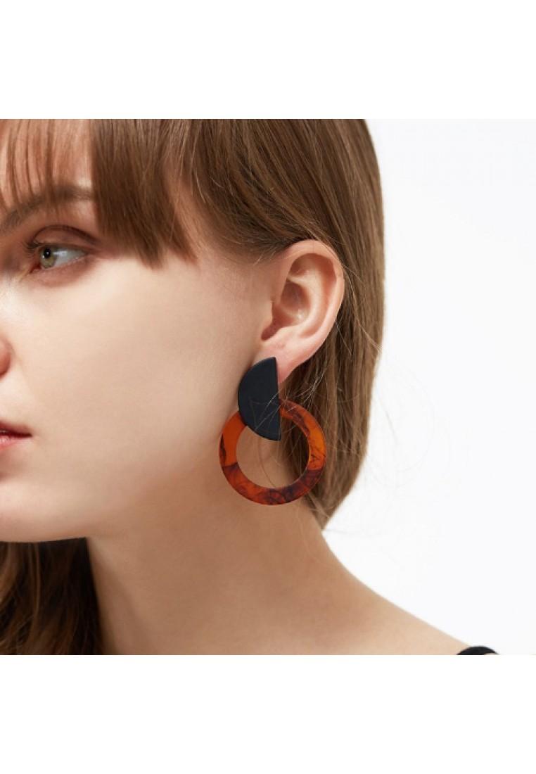 Micca Resin Earrings