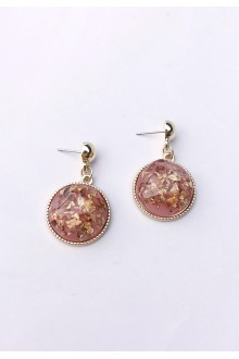 Reliquia Resin Drop Earrings