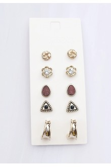 Loren Assorted Earrings Set