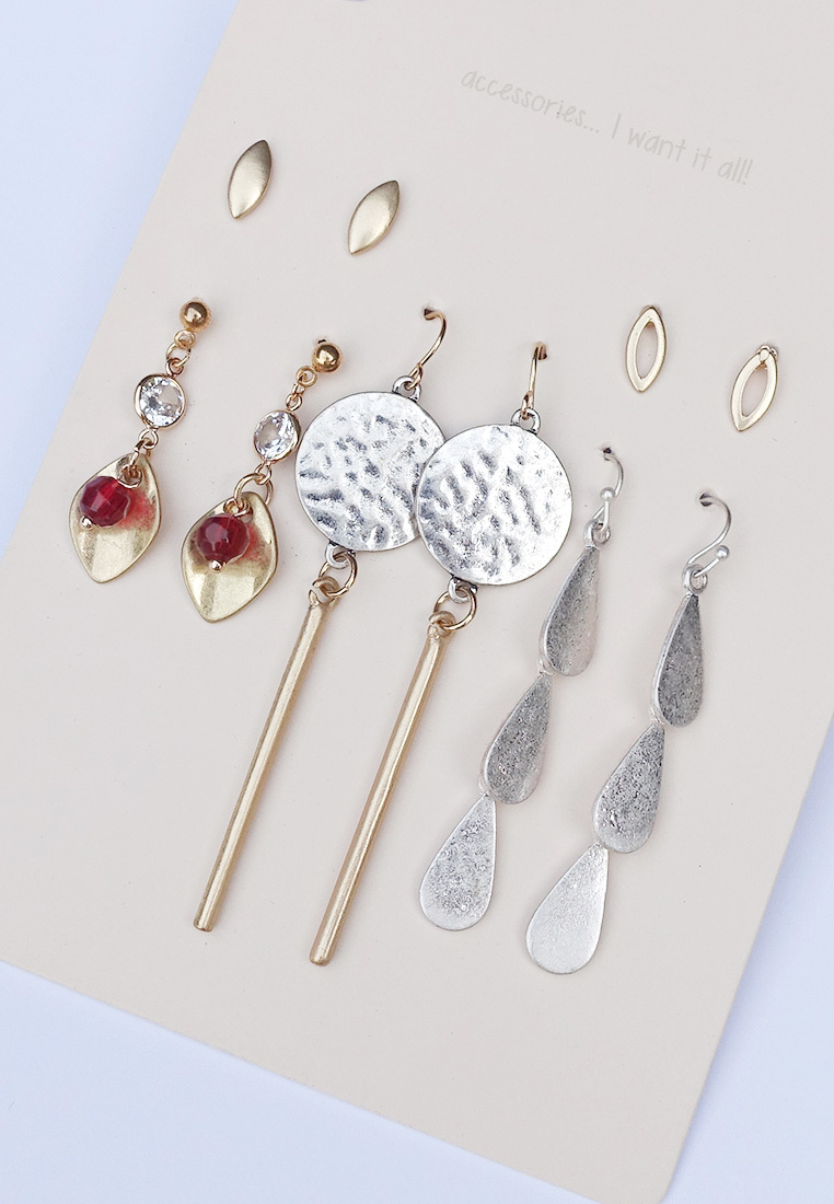 Lena Earrings Set